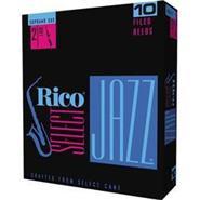 RICO Select Jazz - saxo soprano