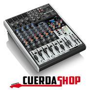 BEHRINGER Xenyx X1204 USB (Sonido en Vivo y Grabaciones)