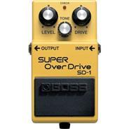 BOSS SD1 (Super Overdrive)