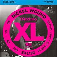 D''ADDARIO EXL170 4 CUERDAS (045-100)