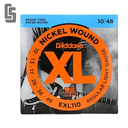 DADDARIO EXL110 (10-46)