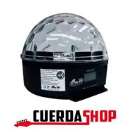 GBR LED 6 X 3W AUDIO/DMX