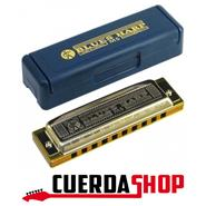 HOHNER Blues Harp (MS) Diatonica 20V