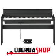 KORG LP-180-BK Piano Digital con Stand y tres pedales