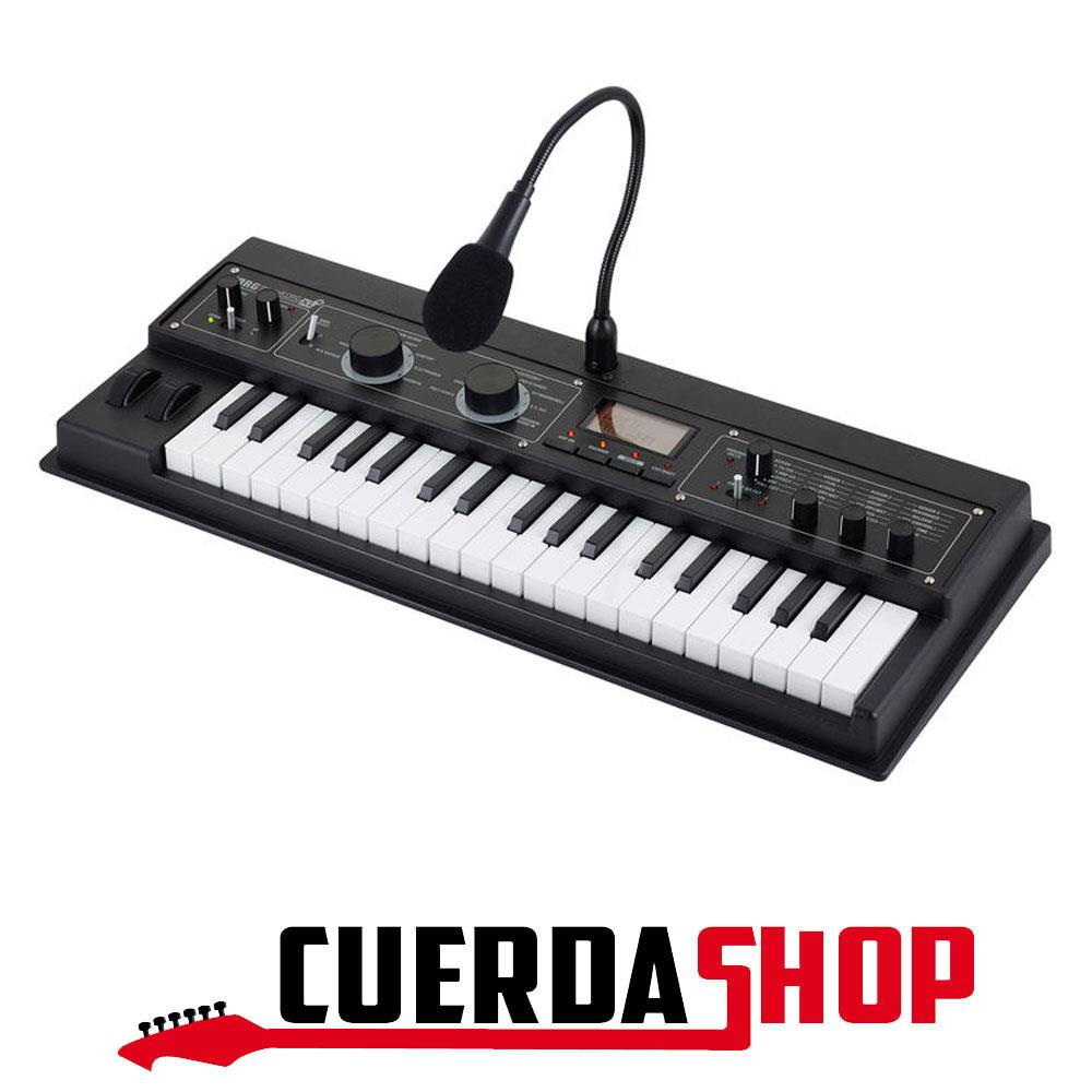 korg microkorg xl plus vocoder cuerdashop. Black Bedroom Furniture Sets. Home Design Ideas