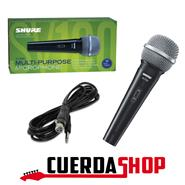 SHURE SV 100 -Dinam-Multi-on/of-c/cable