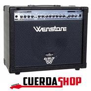 WENSTONE GE-650R (65W Pre Valvular, Distorsiones y Reverb)