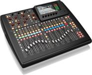 BEHRINGER X32 COMPACT Audio Interface and iPad/iPhone
