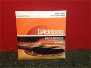 DADDARIO STRINGS EZ900