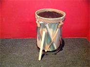 INTERDRUMS BOMBO CRIOLLO 20x30