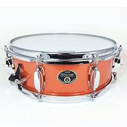 TAMA 14x5 Silverstar Bright Orange Sparkle Birch