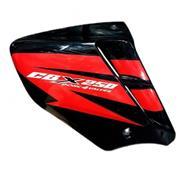 CBX250 Twister Cacha Tanque Izquierda Negra Original HONDA