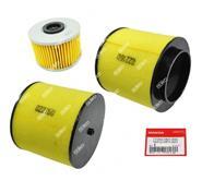 Trx 420 Kit Service Trx 420 Filtro Aire Y Filtro Aceite Original M9 HONDA