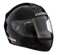 CASCO LS2 MONO GLOSS BLACK (M) LS2