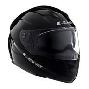 320 EVO MONO GLOSS BLACK XL (NUEVO COD) LS2