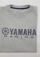YAMAHA REMERA YAMAHA GRIS MOTORACER