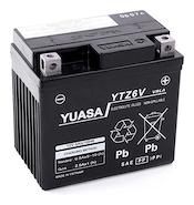 CG150 BATERIA CG 150 TITAN YTZ6V = YTX5LBS(11/7/10)10.YUASA/IN YUASA
