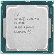 INTEL I3-8100 COFFEELAKE 3.6G 1151