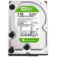 WESTERN DIGITAL 3TB SATA III 64MB GREEN