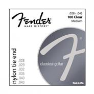 FENDER 073-0100-400 100 CLEAR