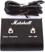 MARSHALL PEDL-10013 Foot Switch Doble CON LED