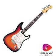 ACCORD Modelo tipo Stratocaster: 3 Micrófonos Single Coil
