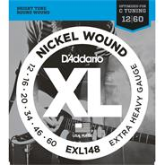 DADDARIO Strings EXL148
