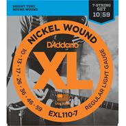 DADDARIO Strings EXL110-7
