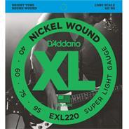 DADDARIO EXL220-TP