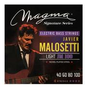MAGMA JM100 Set Bajo-Elect Javier Malosetti 4C.