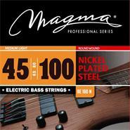 MAGMA BE160N Set Bajo-Elec Nickel P/Steel .045-.100