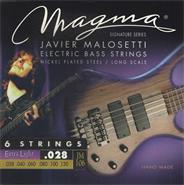 MAGMA JM106 Set Bajo-Elect Javier Malosetti 6C.
