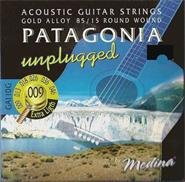 MAGMA Set Strings Patagonia Guit-Acust Gold-Alloy 010 L