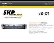 SKP MAX-420