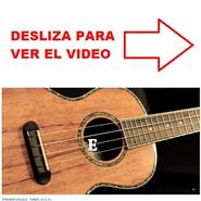 TUTORIAL VIDEO AFINACION UKELELE