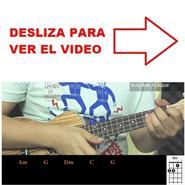 TUTORIAL VIDEO  CANCION