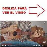 TUTORIAL LA CANCION MAS FACIL EN UKELELE