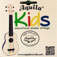 AQUILA Kids Ukelele Soprano - Concierto - Tenor - regular
