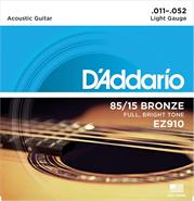 DADDARIO STRINGS EZ910