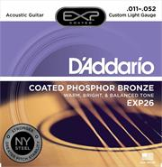 DADDARIO STRINGS EXP26