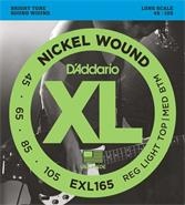 DADDARIO STRINGS EXL165