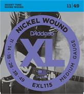 DADDARIO STRINGS EXL115