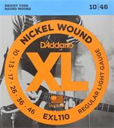 DADDARIO STRINGS EXL110