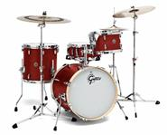 GRETSCH BROOKLYN USA GB-J483- 3 CUERPOS  RUBY RED PEARL