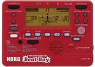 KORG Beatboy Bateria Electronica Grabador Afinador