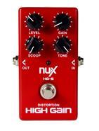 NUX HG-6 HIGH GAIN