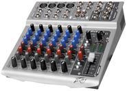 PEAVEY PV8 - 8 canales - 48v Phantom power- EQ 3 bandas