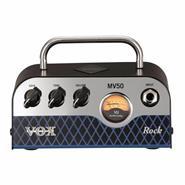 VOX MV50-CR Cabezal Hibrido Tecnologia Nutube 50w Rock