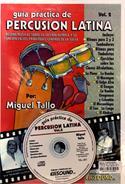 ELLISOUND PERCUSION LATINA VOL. 2 (GUIA PRACTICA) Bomba-Deng