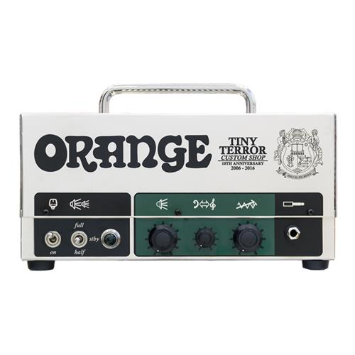 ORANGE (UK) Tiny Terror 10th anniversary